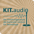 Wort-/Bildmarke des Podcasts KIT.audio